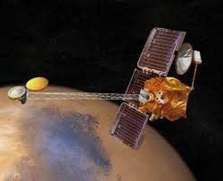 «Mars Odissey» совершил манёвр орбитальной корректировки