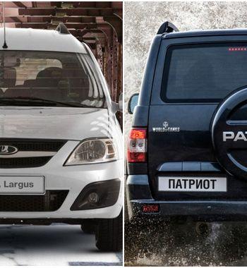 «Избавились» от «Патриота», пересели на Largus: Чиновники «прощаются» с УАЗом