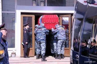 В Новой Москве при задержании подозреваемых погиб полицейский