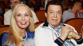 Иосиф и Нелли Кобзон. Фото: u-f.ru