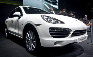 К 2018 году Porsche Cayenne станет конкурентым для BMW X6