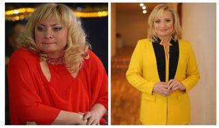 Светлана Пермякова. «До» и «После» похудения. Фотоколлаж Покатим.ру