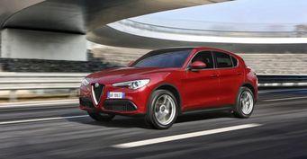 В Великобритании скоро начнутся продажи Alfa Romeo Stelvio
