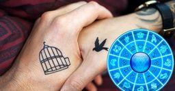 Про татуировки: место, символ и значение — советы астролога Александровой