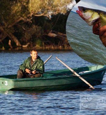 Как поймать судака слодки без эхолота. Метод опытного рыбака