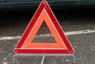 В Санкт-Петербурге произошло ДТП с участием трех автомобилей