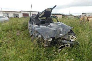 На Урале пьяный водитель погубил в ДТП бывшую жену