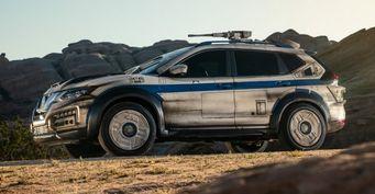 Nissan X-Trail превратили в «Тысячелетний сокол»