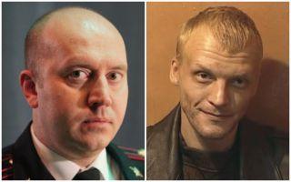 Сергей Бурунов и Алексей Серебряков. Коллаж «Покатим»