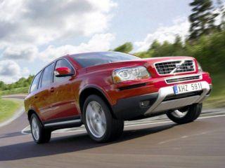 Volvo тестируют новое поколение кроссоверов XC90