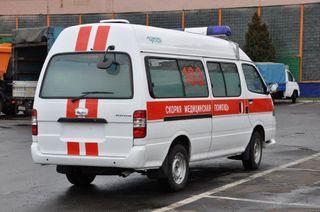 На Маршала Говорова 4-летний ребенок пострадал в ДТП