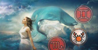 «Отокеана доболота»: Плюсы иминусы Зодиаков стихии Воды