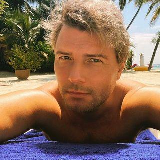 Николай Басков на МальдивахФото: instagram.com/nikolaibaskov