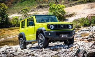 Фото: Новый Suzuki Jimny, источник: Suzuki