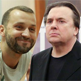 Константин Эрнст иРуслан Белый Фотоколлаж: Покатим.ру/Валерия Кирсанова