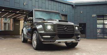 «Ялучше куплю две яхты»: Редкий карбоновый Mercedes-Benz G55 AMG за75млн рублей оценили вСети