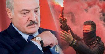 Лукашенко «сдаст» Минск Москве в случае начала революции