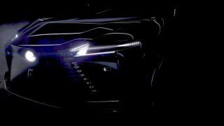 А вот таким будет новый кроссовер Lexus. Источник: Lexus