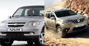 Пересел с Chevrolet Niva на Renault Duster: Владелец рассказал об отличиях кроссоверов