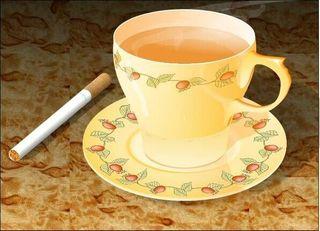 Ученые: Курение не позволяет ощущать вкус кофе