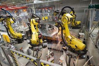 Volkswagen: калужский конвейер уходит в двухнедельный простой
