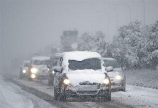В Москве может ухудшиться ситуация на дорогах из-за метели