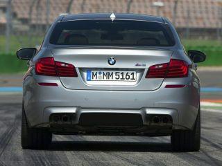 В сети доступны первые изображения мощного седана от BMW