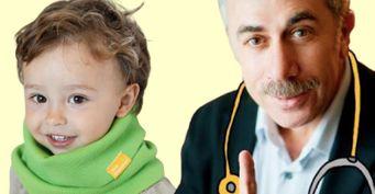 Доктор Комаровский рассказал, как шарф-снуд защитит ребенка летом от перегрева, солнечных ожогов и укусов насекомых