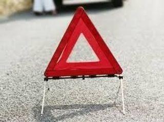 В Петрозаводске полиция протаранила иномарку