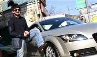 Фото: Audi TTГалустяна, источник: Avtozvuk-Info