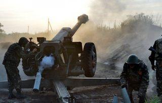СМИ: В Донецке идут бои в районе Киевского проспекта