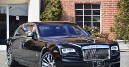 Rolls-Royce Ghost и Rolls-Royce Phantom