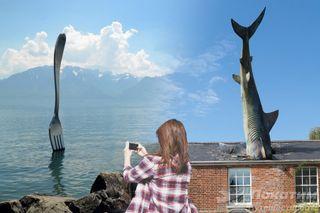 Такие памятники часто вызывают вопросы утуристов. Изображение: Pokatim, Виктор Артемьев