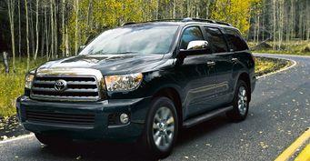«Прадик» ивподметки негодится: 10-летнюю Toyota Sequoia до«винтика» разобрали механики