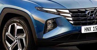 «Убийца» LADA 4×4: Трёхдверный Hyundai Tucson IVпродемонстрирован нарендере