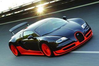 Замена Bugatti Veyron будет с гибридной системой