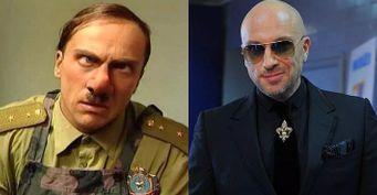 Дмитрий Нагиев натурально сыграл прапорщика Задова благодаря пережитой армейской дедовщине