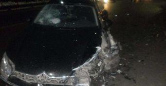 Пьяный водитель спровоцировал «тройное» ДТП на окружной в Ярославле