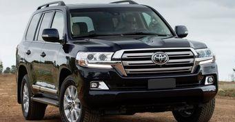 «Крузак»-седан: В сети показали рендер Toyota Land Cruiser в кузове Lexus LS