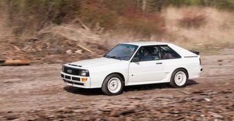 Audi Sport Quattro 1985 года выставят на аукционе за 350 тысяч евро