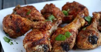 Куриные ножки вмедово-томатном соусе. Вкусно ипо-домашнему