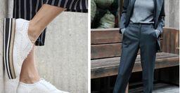 «Стройнящие» брюки— 4 модели, которые эффектно смотрятся без каблуков