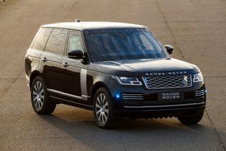 Фото: Range Rover, источник: Land Rover