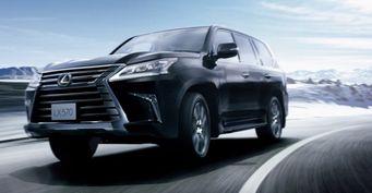 Lexus объявил о специальных предложениях в декабре для россиян