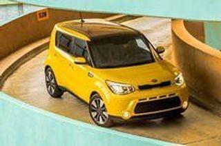 KIA выпустила на рынок первый электромобиль Soul EV