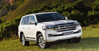 Дни V8 сочтены: Toyota Land Cruiser 200 лишится дизеля в 2021 году