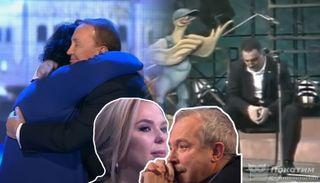Самые трогательные прощания скомандами КВН / Фото: pokatim.ru