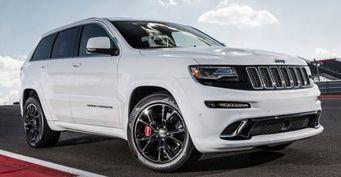 Jeep Grand Cherokee Trackhawk 2018 представят в Нью-Йорке