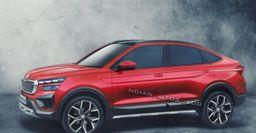 Похож на Renault Arkana: Показан Skoda Vision IN в кузове кросс-купе